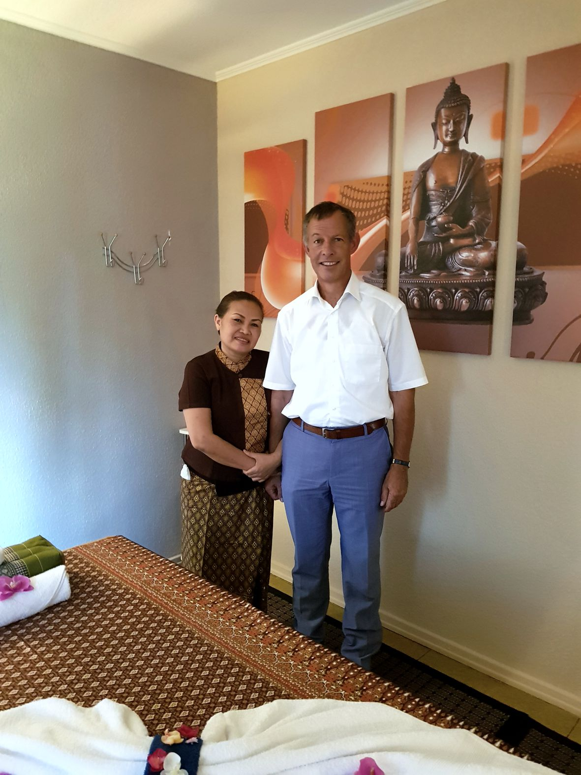 Thai Massage / Traditionelle Thaimassage / Rüsselsheim